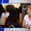 Gostovanje predsednice CEPS-a, Vida Vere u jutarnjem programu TV Pink-a.